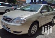 Toyota Corolla 2004 Silver | Cars for sale in Isiolo, Garba Tulla