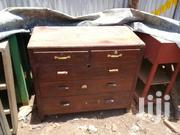 Chest Drawer Mahogany | Furniture for sale in Nairobi, Zimmerman