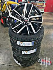 225/45/17 Maxtrek Tyre's Is Made In | Vehicle Parts & Accessories for sale in Nairobi, Nairobi Central