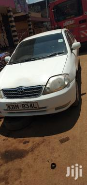 Toyota Corolla 2002 White | Cars for sale in Nyeri, Karatina Town