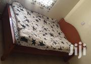 New Wooden Bed 4x6 Almost | Furniture for sale in Nairobi, Roysambu