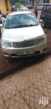 Toyota Corolla 2004 Gold | Cars for sale in Nyeri, Karatina Town