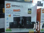 Sayona 4.1 Subwoofer 17000w With Karaoke | Audio & Music Equipment for sale in Nairobi, Nairobi Central