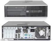 HP Black Pro Desktop PC CPU 160GB HDD Core 2 Duo 4GB RAM   Laptops & Computers for sale in Nairobi, Nairobi Central