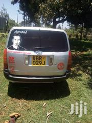Toyota Succeed 2004 Silver   Cars for sale in Nyeri, Wamagana