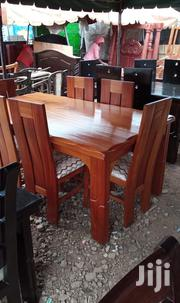 6seater Solid Dining Table | Furniture for sale in Nairobi, Ngando