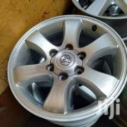 17inch Alloy Exjapan Rims"