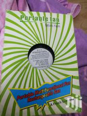 Small Portable Rechargeable Fan | Home Appliances for sale in Mombasa, Majengo