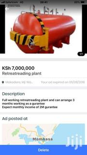 Retreading Plant | Other Services for sale in Mombasa, Tudor