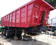 Clean Transtrailer Tipper Trailer ZE In Good Running Condition | Trucks & Trailers for sale in Mombasa, Changamwe