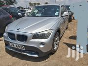 New BMW X1 2012 Silver | Cars for sale in Nairobi, Nairobi Central