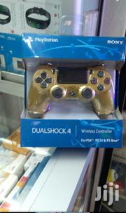 Ps 4 Controllers Gold | Video Game Consoles for sale in Nairobi, Nairobi Central