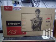 Tcl 43 Inches Smart Android Tv   TV & DVD Equipment for sale in Nairobi, Nairobi Central
