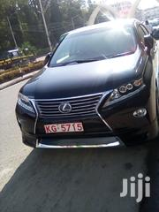 Lexus RX 2012 450H AWD Black | Cars for sale in Mombasa, Tudor