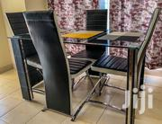 Executive 4 Seater Glass Dining Table For Sale | Furniture for sale in Nairobi, Nairobi Central