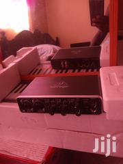 Behringer Sound Card And Microphone | Audio & Music Equipment for sale in Nairobi, Kasarani