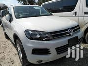 Volkswagen Touareg 2012 White | Cars for sale in Mombasa, Shimanzi/Ganjoni