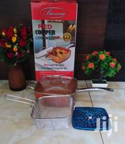 Copper Frying Pan With A Chef Net | Kitchen & Dining for sale in Nairobi, Nairobi Central