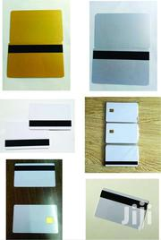 Magnetic Stripe Cards-white, Gold & Silver | Other Services for sale in Nairobi, Nairobi Central