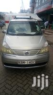 Nissan Serena 2003 Silver | Cars for sale in Imara Daima, Nairobi, Kenya