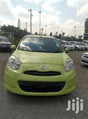 Nissan March 2012 Green | Cars for sale in Nairobi, Karura
