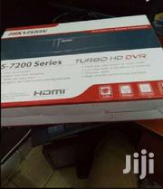 8 Channel Hikvision Turbo HD DVR Machine 720p-white | Photo & Video Cameras for sale in Nairobi, Nairobi Central