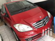 Mercedes-Benz A-Class 2012 Red | Cars for sale in Mombasa, Tudor
