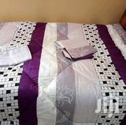 4*6 Cotton Duvets With A Matching Bed Sheet And 2 Pillowcases | Furniture for sale in Nairobi, Uthiru/Ruthimitu