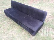 Black Sofa Seat | Furniture for sale in Nairobi, Karen