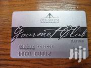 Embossing & Encoding Of Membership Cards | Other Services for sale in Homa Bay, Mfangano Island