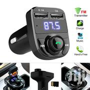 Car X8 Bluetooth Car Mp3 Player And Fm Transmitter | Vehicle Parts & Accessories for sale in Nairobi, Nairobi Central