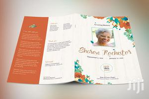 Funeral Programme Printing Services