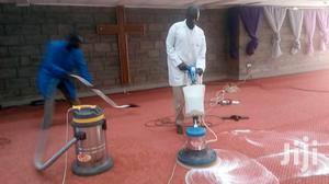 Floor Scrubber And Vacuum Cleaner For Hire