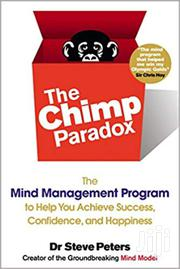 The Chimp Paradox-steve Peters | Books & Games for sale in Nairobi, Nairobi Central