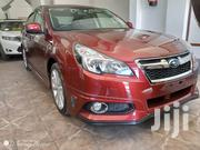 Subaru Legacy 2012 Red | Cars for sale in Mombasa, Mji Wa Kale/Makadara