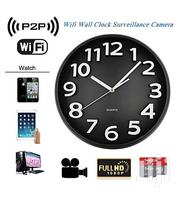 Big Wall Clock Hidden Wifi Nanny Camera | Home Accessories for sale in Nairobi, Nairobi Central