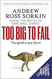 Too Big To Fail-andrew Ross | Books & Games for sale in Nairobi, Nairobi Central