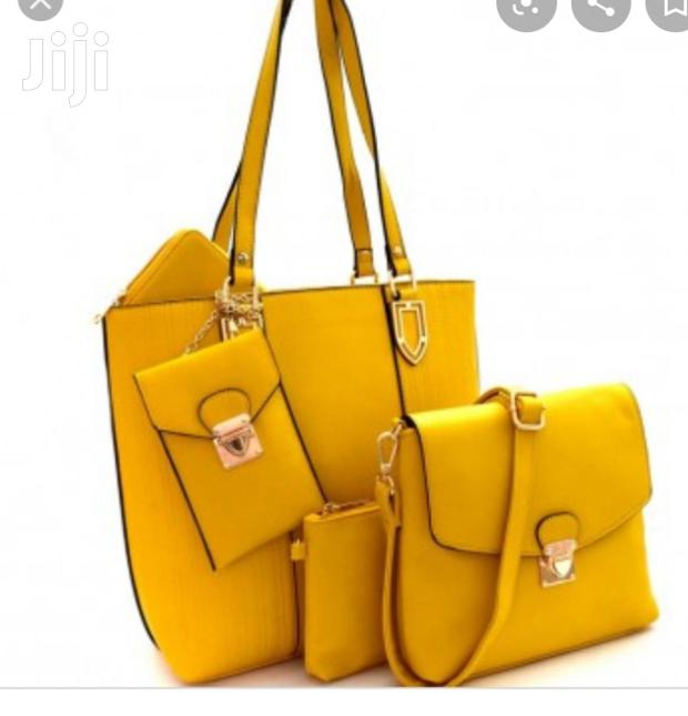 5 In 1 Lady Handbags With Beautiful Designs