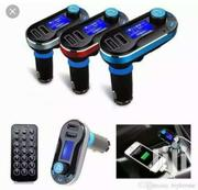 Bluetooth Modulator With 2USB/Aux/SD | Vehicle Parts & Accessories for sale in Mombasa, Magogoni