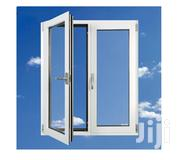 FDC White Color Aluminum Casement Opening Windows | Windows for sale in Mombasa, Shimanzi/Ganjoni