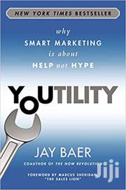 Youtility-jay Baer | Books & Games for sale in Nairobi, Nairobi Central