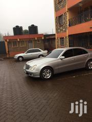 Mercedes-Benz E240 2007 Silver | Cars for sale in Kiambu, Karuri