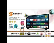Sayona SY LED 55 Inches Digital Ultra HD SMART TV | TV & DVD Equipment for sale in Nakuru, Naivasha East