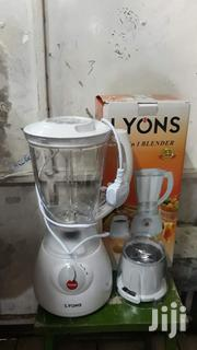 Lyon Blender/ 2 In 1 Blender/Electric Blender | Kitchen Appliances for sale in Nairobi, Nairobi Central