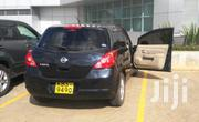 Nissan Tiida 2009 1.6 Visia Black | Cars for sale in Nakuru, Nakuru East