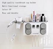 Multifuction Toothpaste Dispenser, Toothbrush And Cup Holder | Home Accessories for sale in Nairobi, Nairobi Central