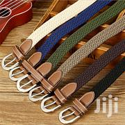 Classy Woven Belts- Unisex | Clothing Accessories for sale in Nairobi, Nairobi Central