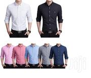 WHOLESALE Official TURKEY Shirts 100% Cotton Slim Fit | Clothing for sale in Nairobi, Nairobi Central