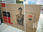 55 Inch TCL Smart Android C6 Televisions   TV & DVD Equipment for sale in Nairobi, Nairobi Central