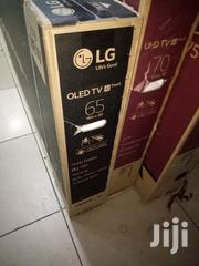 Lg 65 Inches Smart OLED 4k Tv | TV & DVD Equipment for sale in Nairobi, Nairobi Central